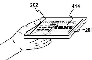 Sony fires barrage of touchscreen patent applications, only one points at new PSP