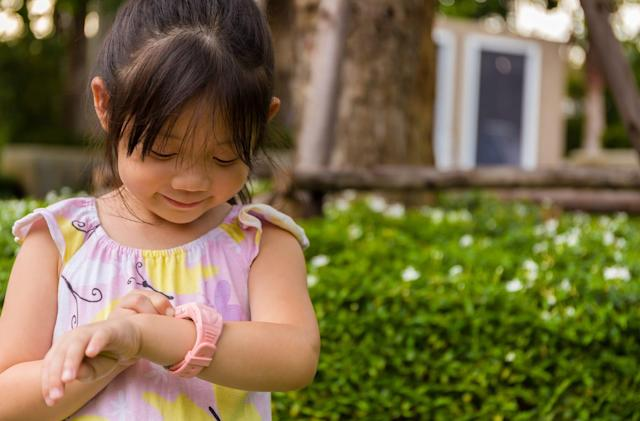 Qualcomm launches a new chip for kid-friendly wearables