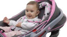 Carrinhos de bebês e cadeirinhas com 40% off