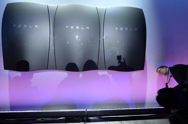 Want Tesla's home battery soon?  Go to Vermont