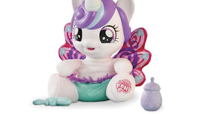 Hasbro's quarterly revenue rises 7%