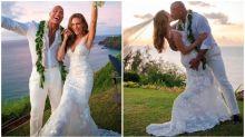 Dwayne 'The Rock' Johnson marries girlfriend of 12 years