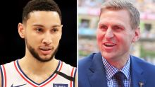 'Opened my eyes': Ben Simmons takes aim at Footy Show 'idiots'