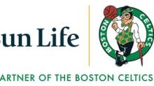 Sun Life renews as Official Partner of the Boston Celtics and celebrates 10 years of supporting community programs together
