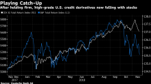 Doom Postponed: Credit Seen Merely Playing Catch-Up to Stocks