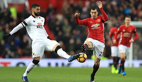 Premier League: Mkhitaryan: Noch nicht angekommen bei United