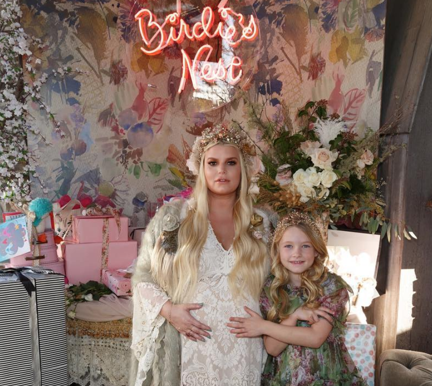 Jessica Simpsons Baby Name Is Getting Criticized