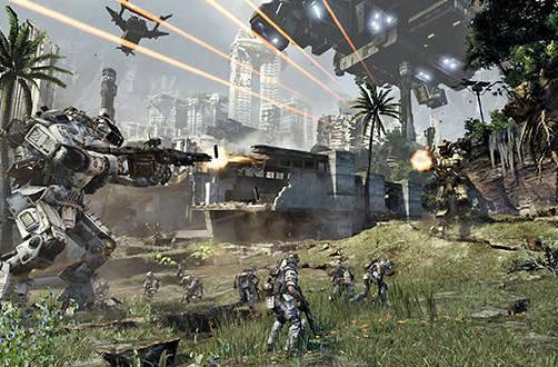 Titanfall devs cite proper balance for 12-player limit