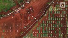 Anies Baswedan Siapkan Rp 254 Miliar untuk Tambah Makam Jenazah Covid-19