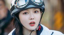'Backstreet Rookie' Rilis Foto-Foto Kim Yoo Jung di Lokasi Syuting