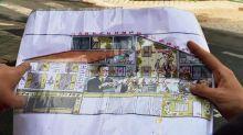 Angoulême : la capitale de la bande dessinée rend hommage à Goscinny avec une fresque géante signée Catel