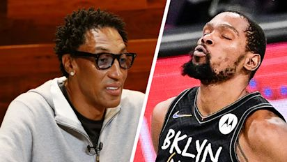 Pippen: KD 'doesn't have what LeBron has'