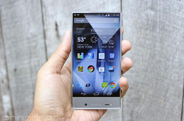 Sharp said to be spinning off its smartphone LCD business