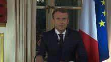 Emmanuel Macron : «J'entends les critiques»