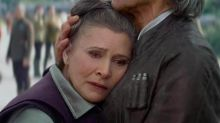 Star Wars: The Last Jedi won't be altered in wake of Carrie Fisher's death