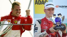 Schumacher son's big step towards emulating F1 legend