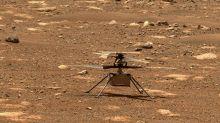 """Mars: comment l'hélicoptère """"Ingenuity"""" va tenter l'exploit de voler sur la planète rouge"""