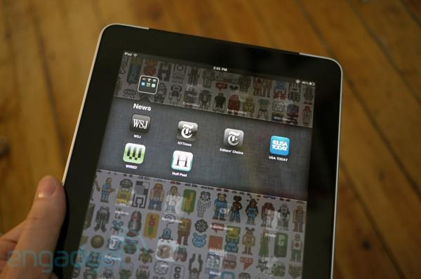 iOS 4.2 on iPad preview (video) (updated)
