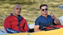 Zac Efron 'Struggling With Swimming' In Baywatch Movie