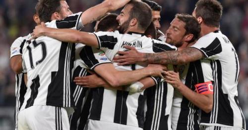 Foot - C1 - Les joueurs de la Juventus Turin sont presque au complet à Monaco