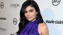Kylie Jenner Shares Filter-Free Photo of Baby Stormi With Her Great Grandmother Mary Jo