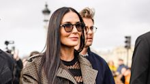 Demi Moore changed to 'fit what I thought somebody else wanted' in her 3 marriages