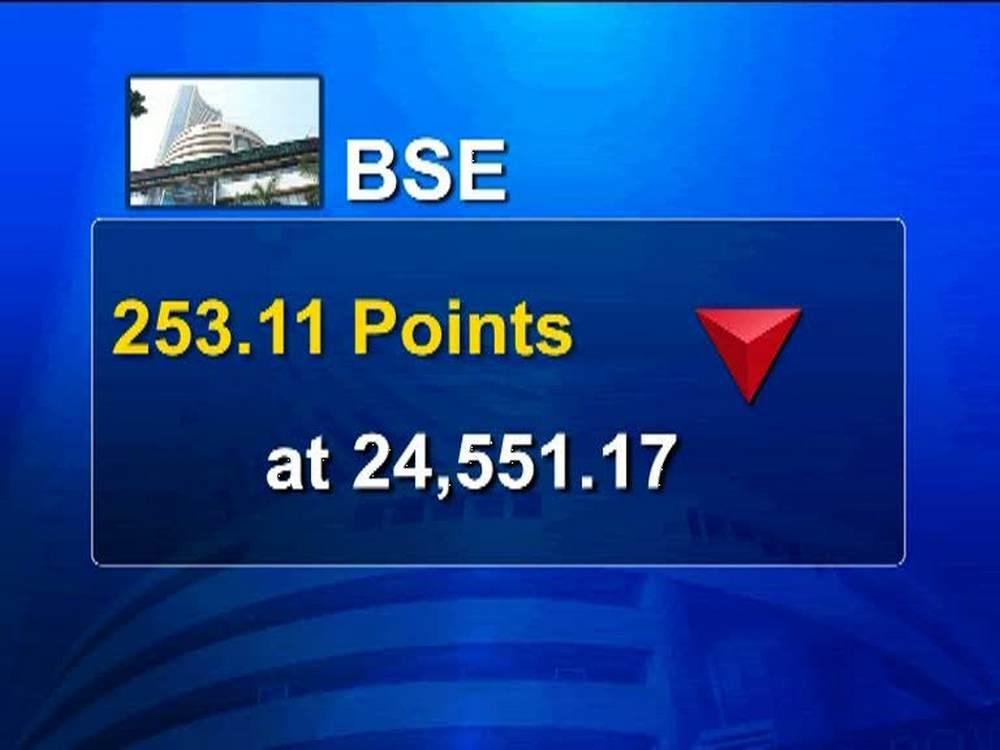 Shree Cement Ltd Mail : Bse closes points down on march video