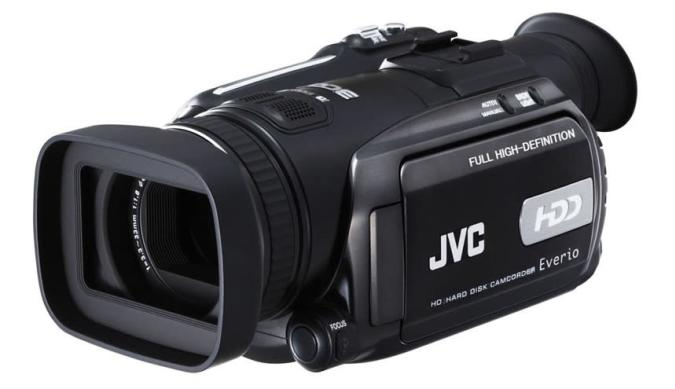 More on JVC's high-definition Everio camcorder