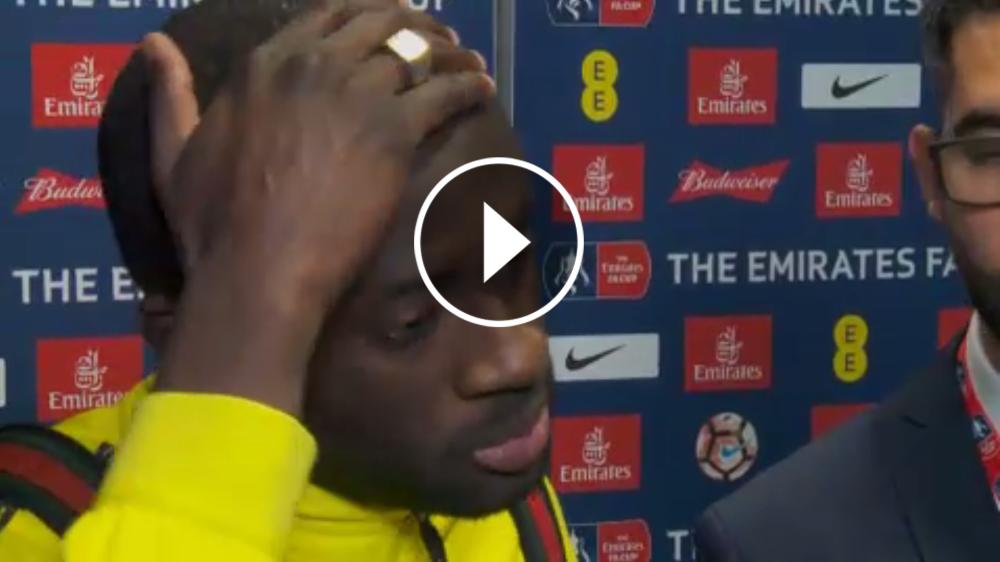 VÍDEO: Yaya Touré discute con un periodista en zona mixta