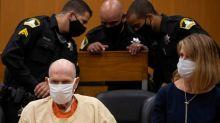 California's notorious 'Golden State Killer' faces sentencing