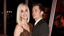 Katy Perry Swoons Over Orlando Bloom's Shirtless Instagram
