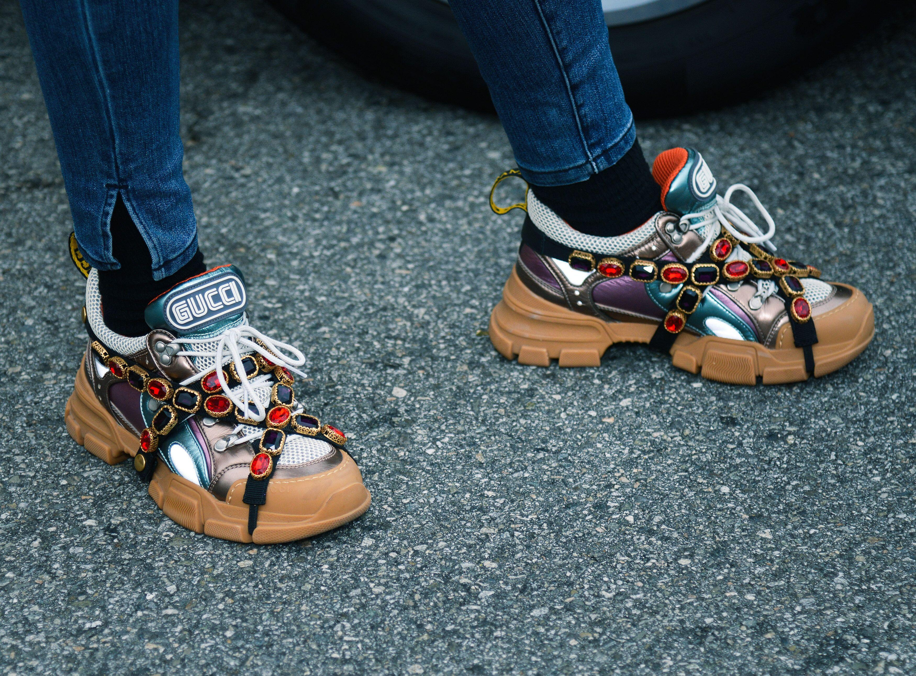 Gucci, Sperry prove athleisure isn't