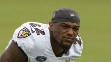 Ravens CB Jimmy Smith questionable with back spasms vs. Browns