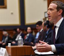 Zuckerberg on balance between free speech and harmful content