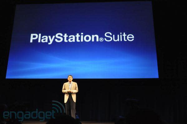 Sony presenta PlayStation Suite [Actualizada]