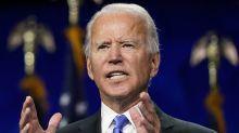 Biden says he would not defund police, says they need more help