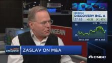Discovery Inc. CEO: We're different than the competitive ...