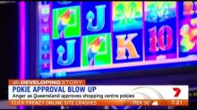 Community outrage over poker machines