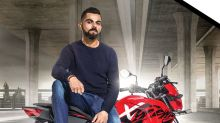 Virat Kohli Signed as Brand Ambassador by Hero MotoCorp