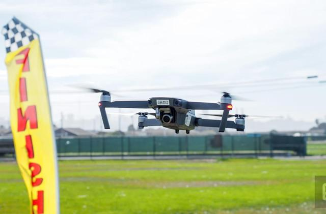 US once again requires that you register your drone