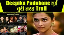 Deepika Padukone Trolls for her Her Repeat After me Campaign