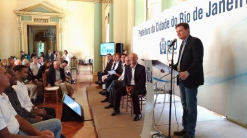 Prefeitura apoia candidatura do Rio de Janeiro para sediar o Americas Master Games-2020