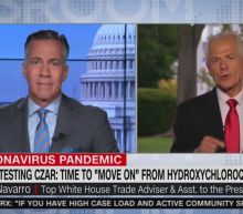 Navarro Throws Another White House Health Expert Under Bus Over Hydroxy