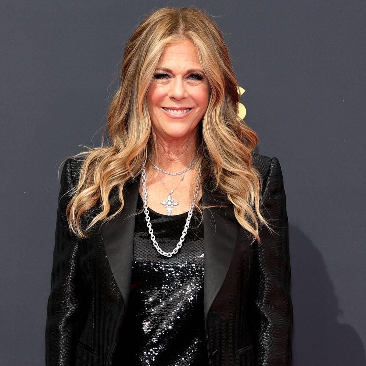 We'll Never Get Over Rita Wilson Bragging About Being Named Worst Dressed at the Emmys – Yahoo Entertainment
