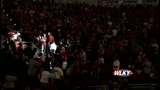 Lady Cards introduced to fans at celebration