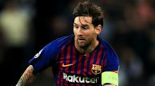 Lionel Messi shown in new Barcelona kit ahead of possible return to training