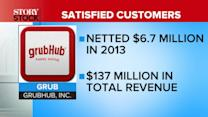 Investors Hungry for GrubHub