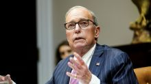 U.S. economy should be able to reopen on 'rolling basis' - White House adviser Kudlow