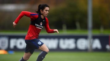 England's Karen Carney speaks out against 'abhorrent' abuse and calls for authorities to take action