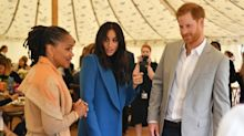 "Meghan Markle's mum Doria Ragland praises ""the power of women"" at cookbook launch"